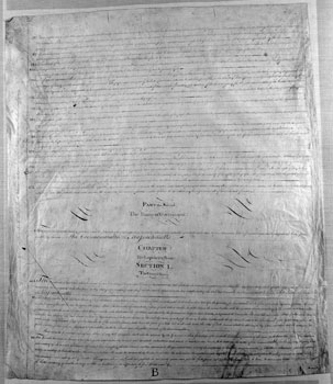 Charles beard framing constitution thesis