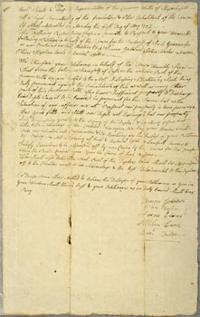 shays rebellion essay getting by getting ahead a bloody  image petition to the general court from athol ma