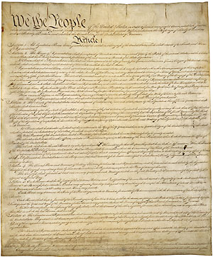 essay about the constitution of the united states