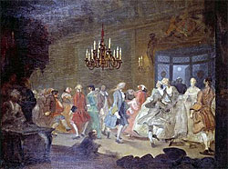 The Dance by William Hogarth