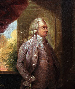 image: Portrait of James Bowdoin