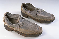image: Shoes of William Dorrell